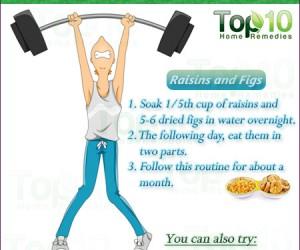 افضل وصفات لزيادة الوزن بطريقة سريعة