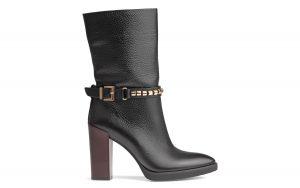 اجمل احذية شتوية لسنة 2016 للسيدات من الجلد الطبيعي مكونة من بوت رائع