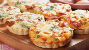 البيتزا الصغيرة كسندوتش جديد 2016