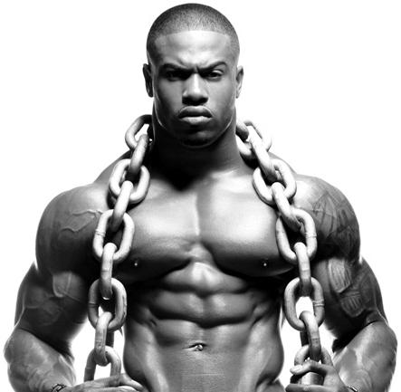 افضل تمارين تضخيم العضلات