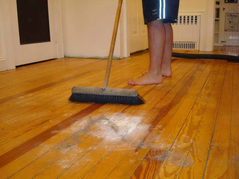 House cleaner for How to clean paint from hardwood floors