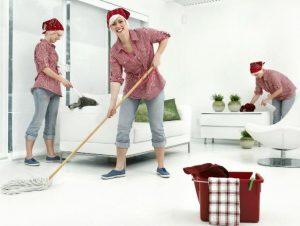 تنظيف المنازل بواسطة الشركة السعودية بالرياض