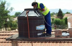 غسيل وتعقيم خزانات المياه بالرياض