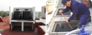 تنظيف خزانات المياة بالرياض