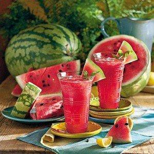 طريقة تحضير عصير البطيخ الرمضاني 1436