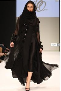 www.fatakat-a.com عبايات سهرات للحفلات موضة 2017Elegant-Black-Lace-Arabic-Muslim-Evening-Gowns-Long-sleeve-Satin-Floor-length-font-b-Abaya-b (2)