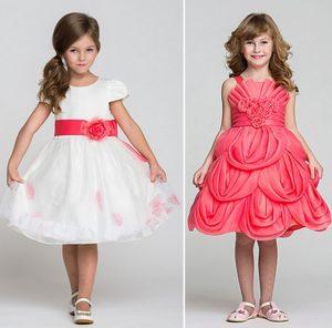 9818a8dc8d61e ملابس اطفال للعيد ، ملابس عيد الفطر 2019 ، صور ملابس العيد بنات ...