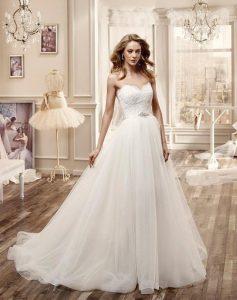 فساتين زفاف وعرايس للحوامل موضة 2016