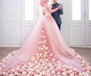 53df8d30c فساتين زفاف من تركيا شيك جدا 2019