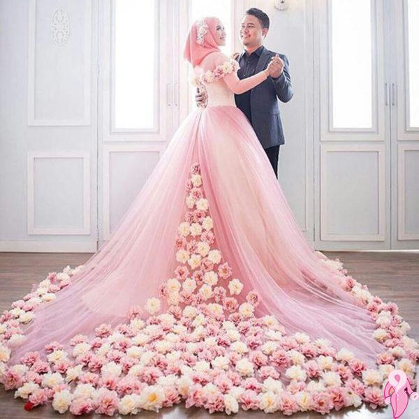 فساتين زفاف من تركيا شيك جدا 2019