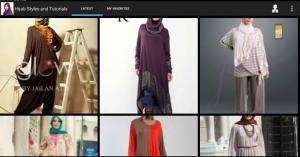 ملابس محجبات شتاء 2016