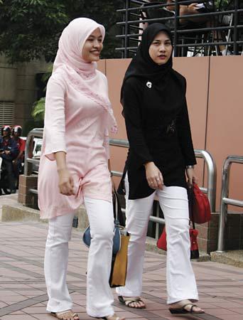 ملابس محجبات من الصين للعيد 2016