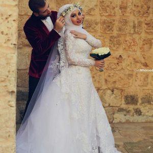 اجمل فساتين زفاف لعام 2016