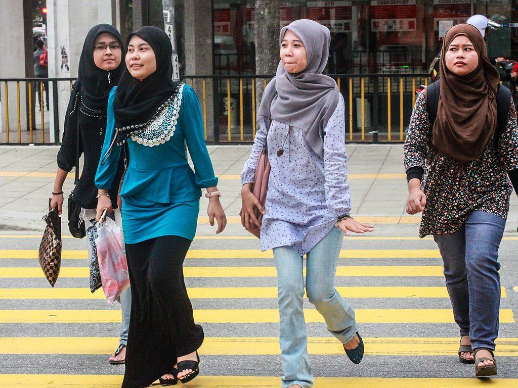 تصميمات ملابس محجبات لخروج للعيد موضة 2015