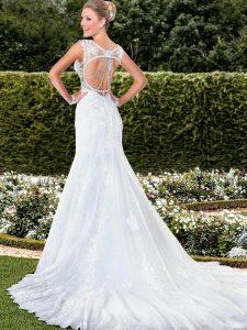 فستان زفاف موديل 2017