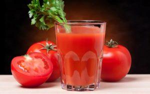 رجيم غصير الطماطم كما بالصور امامك