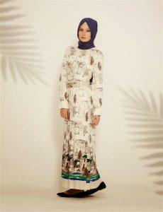 ملابس محجبات موضة شتوية 2016