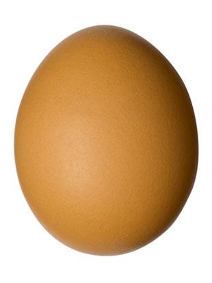 بيض لعمل ماسك الزبادي