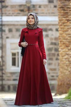 اشيك الملابس التركية للمحجبات