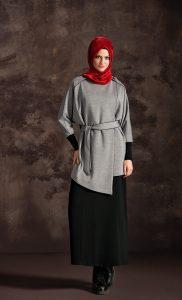 ملابس محجبات شتوي 2017