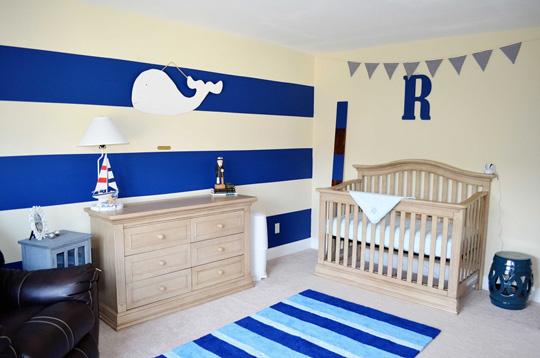 غرف نوم اطفال مودرن2017