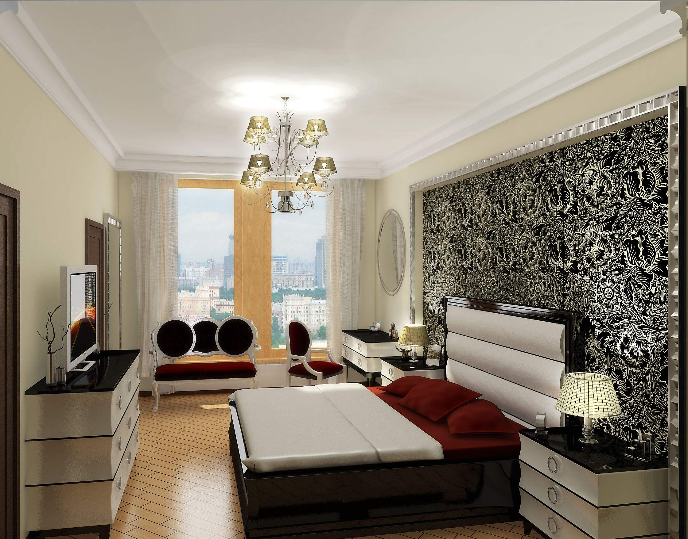 best interior designs for small living room ديكورات غرف نوم مودرن 2018 27875
