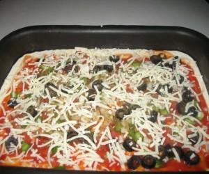 طريقة عمل البيتزا السائلة