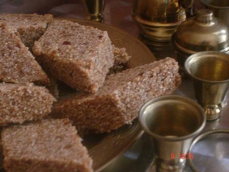 حلويات رمضانية تونسية