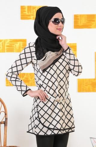 ملابس محجبات صيفية ماركة zaira 2016